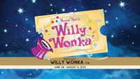 Roald Dahl's WILLY WONKA TYA in Broadway
