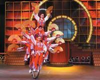 Lyceum: Chinese Golden Dragon Acrobats in Arkansas