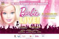 Barbie LIVE! SHOW Jakarta in Indonesia