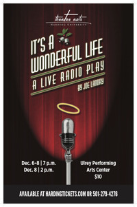 It's A Wonderful Life - A Live Radio Play in Little Rock