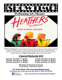 Heathers The Muscial - High School Edition in Fort Lauderdale