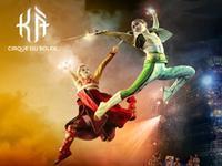 KÀ by Cirque du Soleil in Las Vegas