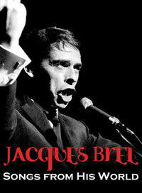 Jacques Brel:  Songs From His World in Broadway