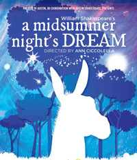 Austin Shakespeare presents A Midsummer Night's Dream  in Austin
