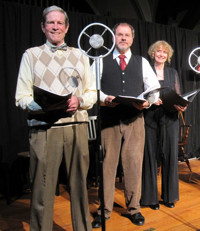East Lynne Theater Company presents SHERLOCK HOLMES ADVENTURE OF THE BLUE CARBUNCLE in New Jersey