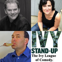 The Ivy League of Comedy Starring Tom Ryan in New Jersey