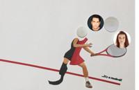 Defeating Roger Federer in Australia - Sydney