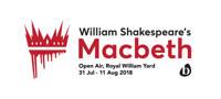 Shakespeare's Macbeth in UK / West End