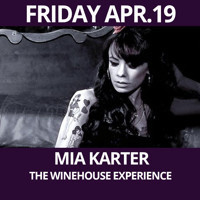 Mia Karter - THE WINEHOUSE EXPERIENCE in Off-Off-Broadway