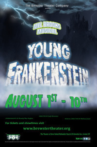 The Mel Brooks Musical Young Frankenstein in Broadway
