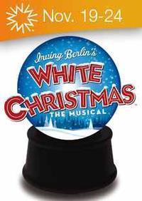 Irving Berlin's White Christmas in Arkansas