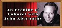 An Evening of Cabaret with John Abernathy in Rhode Island