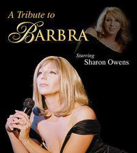 A Tribute to Barbra Streisand, Starring Sharon Owens in New Jersey