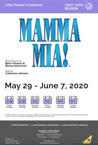 Mamma Mia! in Charlotte