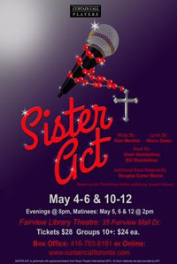 SISTER ACT - The Musical in Toronto