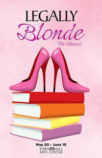 Legally Blonde, the Musical in Denver