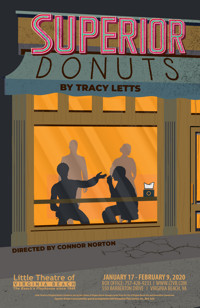 Superior Donuts in Central Virginia