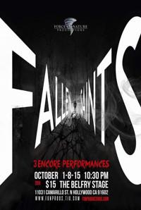 Fallen Saints: Dark (3 Encore Performances) in Los Angeles