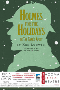 Holmes For The Holidays in Seattle