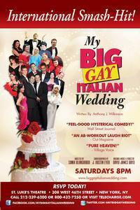 My Big Gay Italian Wedding in Other New York Stages