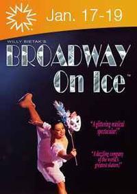 Broadway on Ice in Arkansas