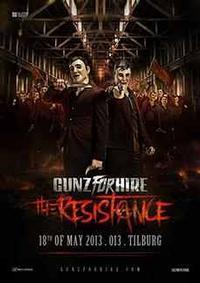 Gunz for Hire-The Resistance in Netherlands