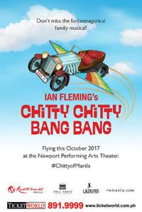CHITTY CHITTY BANG BANG in Broadway