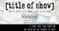 [title of show] in Atlanta