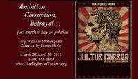 Julius Caesar in Broadway