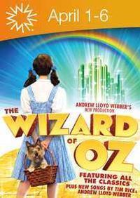Andrew Lloyd Webber's The Wizard of Oz in Arkansas