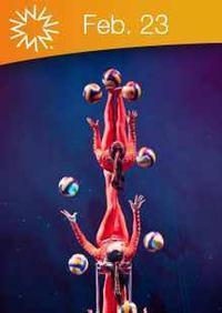 Cirque Ziva in Arkansas