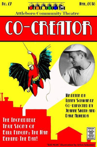 Co-Creator: The Bill Finger Story in Rhode Island