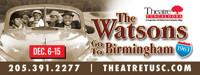 The Watsons Go to Birmingham - 1963 in Birmingham