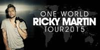 Ricky Martin in Australia - Perth