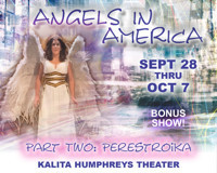 Angels in America Part 2 in Dallas