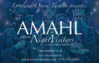 Amahl and the Night Visitors in Denver