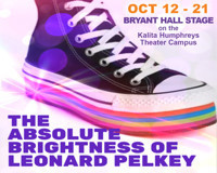 The Absolute Brightness of Leonard Pelkey in Dallas