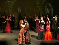 Hungarian Nights in Broadway