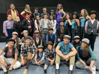 Disney Newsies in Broadway