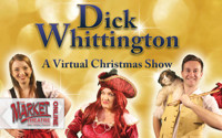 Dick Whittington - A Childrens Pantomime in UK Regional