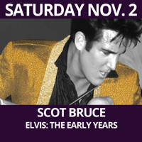 Elvis: The Early Years - Scot Bruce in Off-Off-Broadway