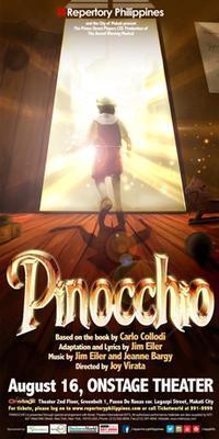 Pinocchio in Philippines