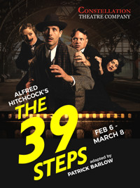 The 39 Steps in Washington, DC