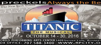 TITANIC THE MUSICAL in Broadway