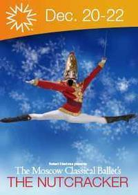 The Moscow Classical Ballet's The Nutcracker in Arkansas