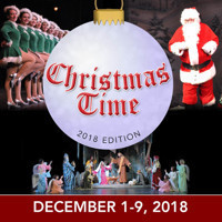 ChristmasTime in Broadway