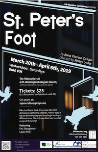 St. Peter's Foot in Off-Off-Broadway