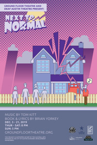 Next to Normal in Austin