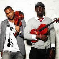 Black Violin in Broadway