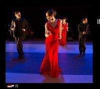 International Dans Theatre Mannen van de Tango in Indonesia